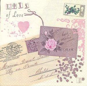 Romantiskt vykort