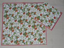 Små jordgubbar