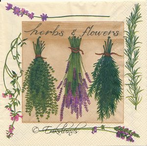 Herbs & flower