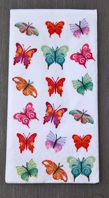Små fjärilar