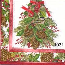 Fågel dekoration   kaf1031